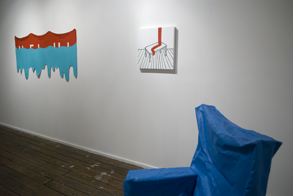 Installation View - Long Gone